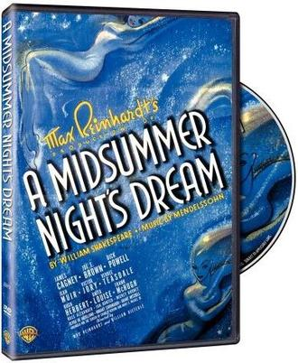 the hollywood casting of the movie a midsummers night dream